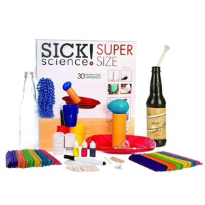 Be Amazing! Sick Science Super Size