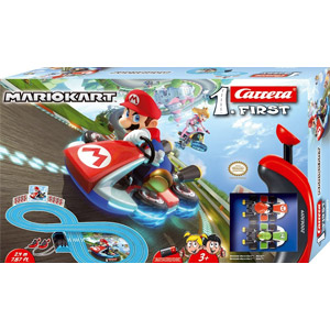 Carrera First Mario Kart R/C Slot Car Track