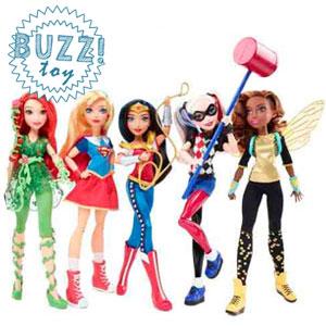 DC Super Hero Girl Dolls