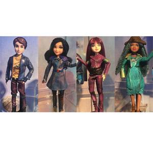 Disney Descendants 2 Dolls