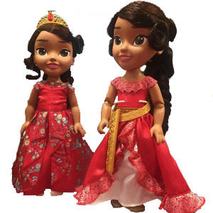 Disney Elena of Avalor Action & Adventure Doll