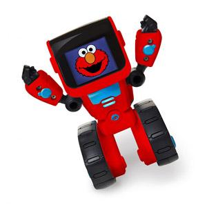 Elmoji Coding Robot