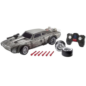 Fast & Furious Doms Turn & Burn Dodge Charger RC Car
