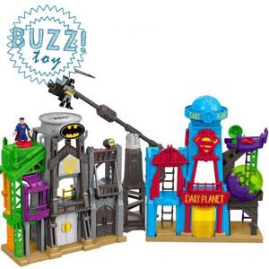 Fisher-Price Imaginext DC Super Hero Flight City