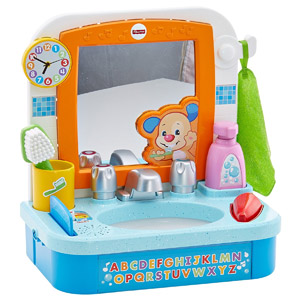 Fisher-Price Laugh & Learn Lets Get Ready Sink