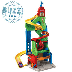 Fisher-Price Little People Sit 'n Stand Skyway