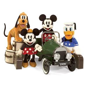 Folkmanis Disney Hand Puppets