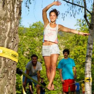 GIBBON Classicline 49-Feet Slackline
