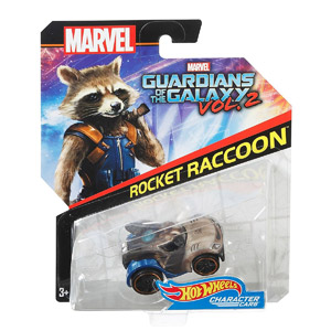 Hot Wheels Marvel Guardians of the Galaxy Vol 2 Character Cars