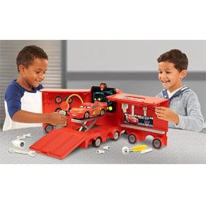 Just Play Cars 3 Macks Mobile Tool Center