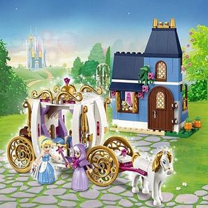 LEGO Disney Cinderellas Enchanted Evening 41146