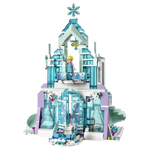 LEGO Disney Princess Elsas Magical Ice Palace 41148