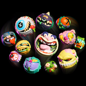 MadBalls Series 1 Blind Packs