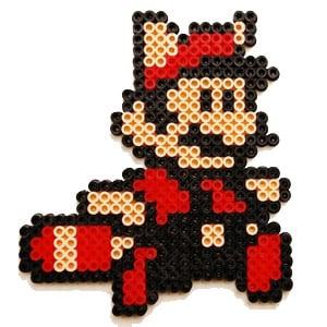 Perler Super Mario Bros 3 Mario Deluxe Kit