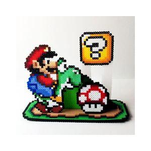 Perler Super Mario World Deluxe Box Kit