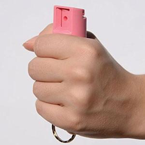 Pink Pepper Spray