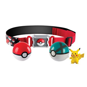 Pokémon Clip N Carry Poké Ball Belt