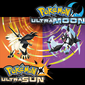 Pokemon Ultra Moon And Sun