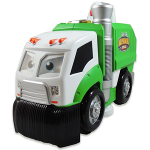 Mr. Dusty The Super Duper Garbage Truck