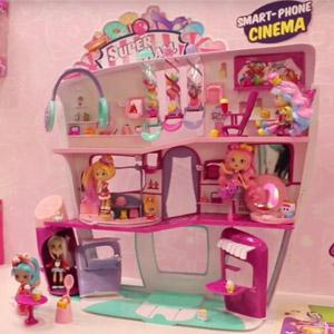 Shopkins Shoppies Super Mall Playset