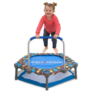 SmarTrike 3-in-1 Activity Center Trampoline