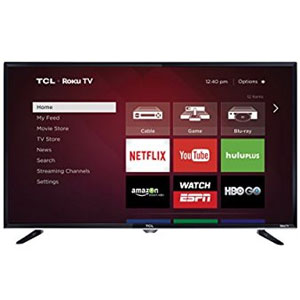 TCL 32S3800 32-Inch Roku Smart TV