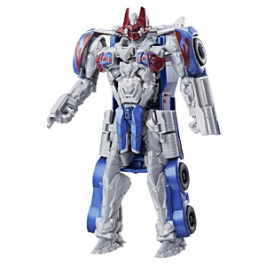Transformers: Knight Armor Turbo Changer Optimus Prime