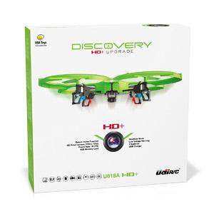 UDI 818A HD+ RC Quadcopter