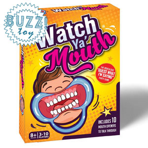 Watch Ya' Mouth Family Edition