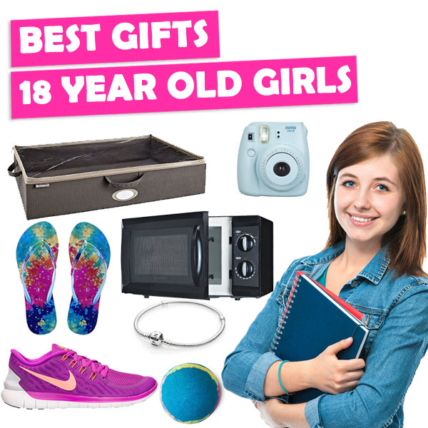 Gifts For 18 Year Old Girls • Toy Buzz