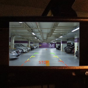AUTO-VOX Cam 6 Rear Reverse Backup Camera