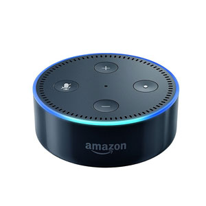 596cda28ee0 The Echo Dot is a cool gadget to gift your twelve year old son. He can use  it to play music
