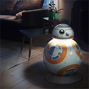 BB-8 Life-Size LED Floor Lamp