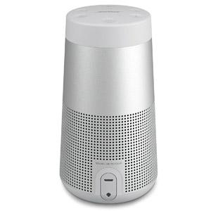 Bose SoundLink Revolve Bluetooth Speaker, Lux Gray