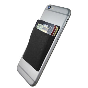 CardNinja Ultra-Slim Self Adhesive Credit Card Wallet