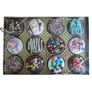 Chocolate Covered Oreo Gift Box