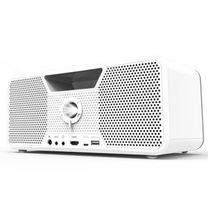 Dashbon Flicks Mobile Boombox Projector