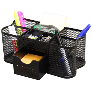 DecoBros Desk Supplies Organizer Caddy