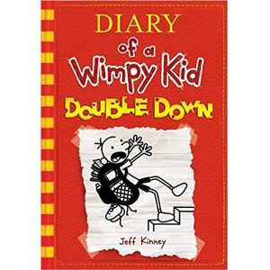 Diary Of Wimpy Kid Double Down