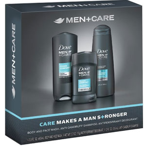 Dove Men Plus Care Everyday Gift Pack