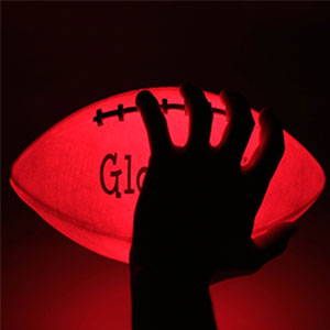 Glow City LED Light Up Football