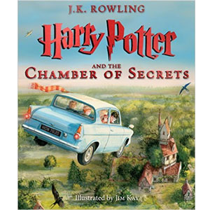 Harry Potter & the Chamber of Secrets: Illustrated