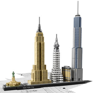LEGO Architecture New York City 21028