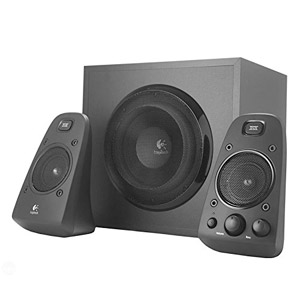 Logitech Z623 200 Watt Home Speaker System