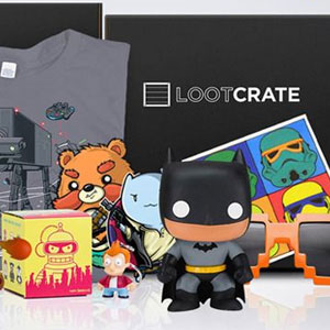 Loot Crate Subscription Box