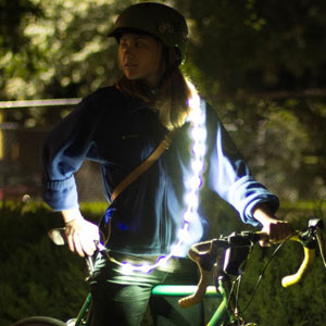 Luminoodle Portable LED Light Rope and Lantern