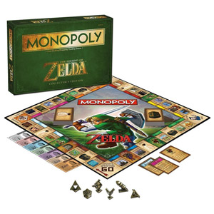 MONOPOLY: The Legend of Zelda Collectors Edition