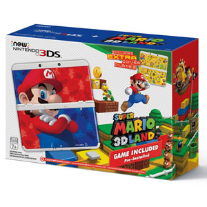 New 3DS Super Mario Land Bundle