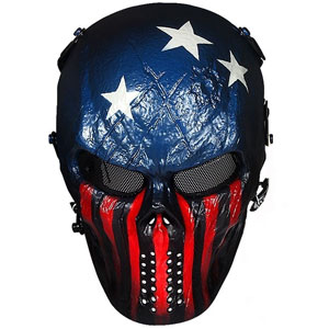 OutdoorMaster Airsoft Mask