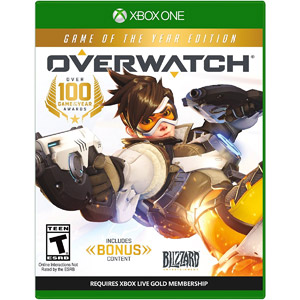 Overwatch - Game of the Year Bundle